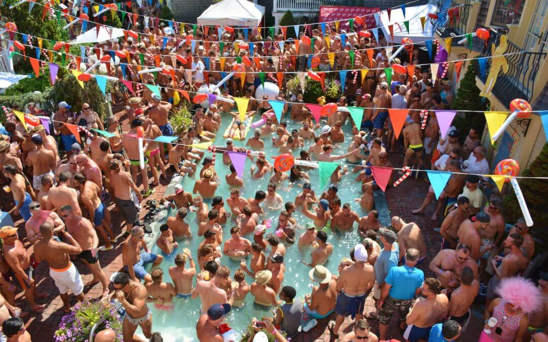 Carnival Pool Party….Get Ready!